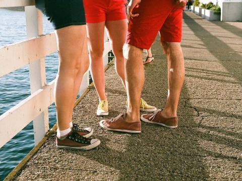 Pantalones cortos verano