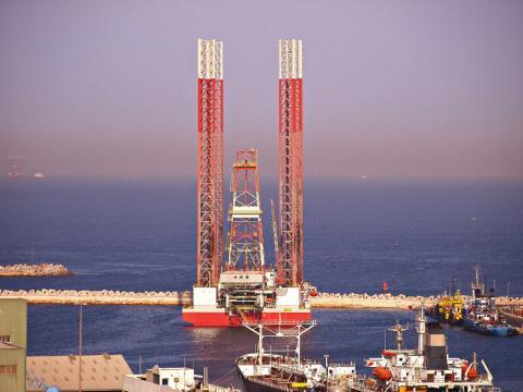 Petróleo en Emiratos Árabes Unidos