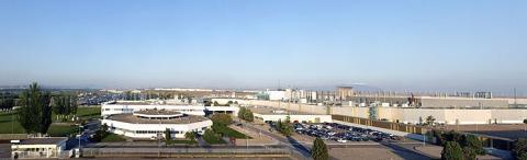 Planta de Opel en Zaragoza