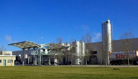 Planta de S Foods en Toledo