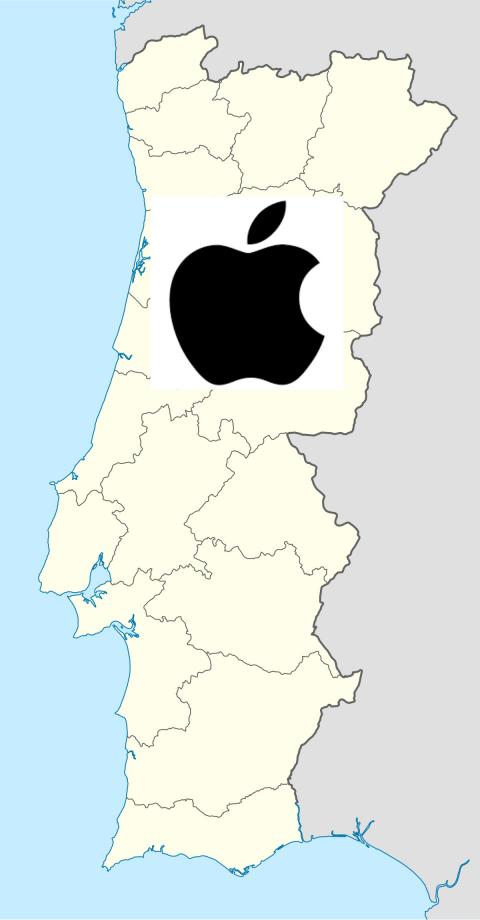 Portugal Apple