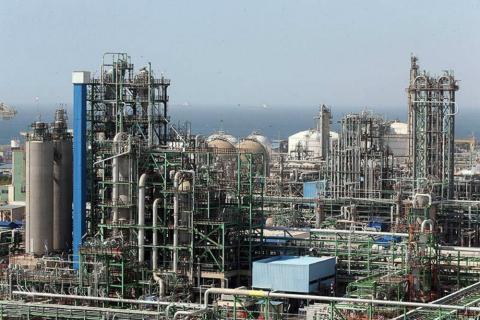 Petróleo en Irán