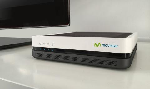 Router WiFi Mitrastar de Movistar