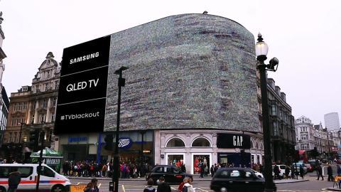 Samsung QLED Picadilly