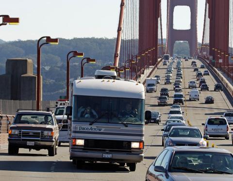 San Francisco tráfico