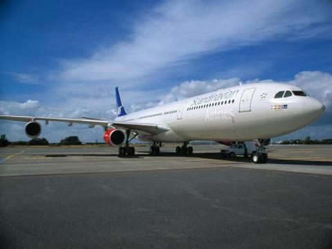 16. Scandinavian Airlines [RE]