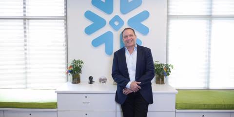 CEO de Snowflake: Bob Muglia.