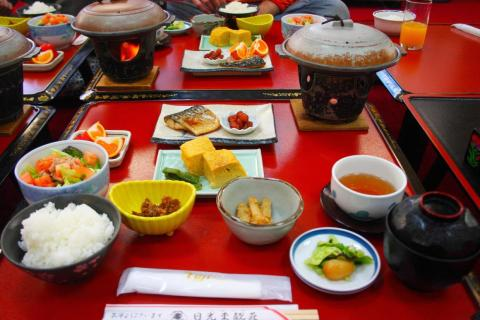"""Some Japanese people abide by a Confucian teaching called """"hara hachi bu,"""" which means they eat until their belly is 80% full, not 100%."""