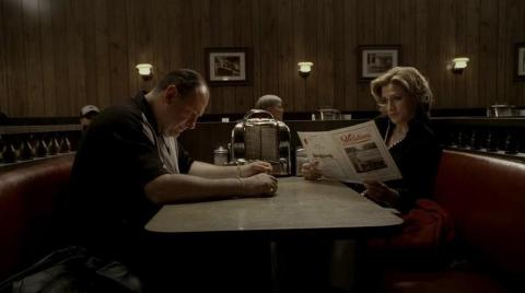 """The Sopranos"" — season 6 episode 21, ""Made in America"""