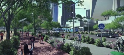 Los desarrolladores aseguranque el plan urbano dará prioridad a la sostenibilidad medioambiental y a la resiliencia climática.