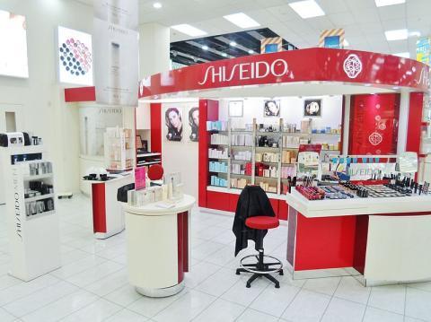 Stand de Shiseido