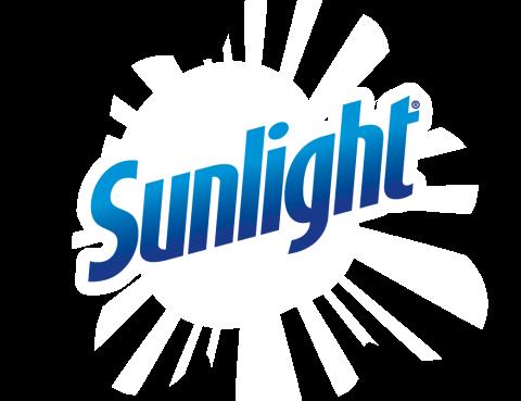 Sunlight es una marca de detergentes perteneciente a la multinacional Uniliever.