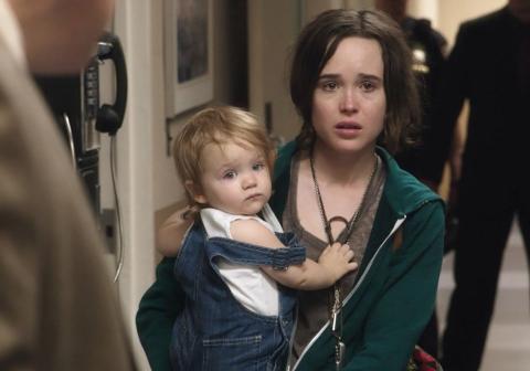 Fotograma de 'Tallulah', una película original de Netflix.