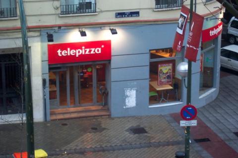 Tienda de Telepizza