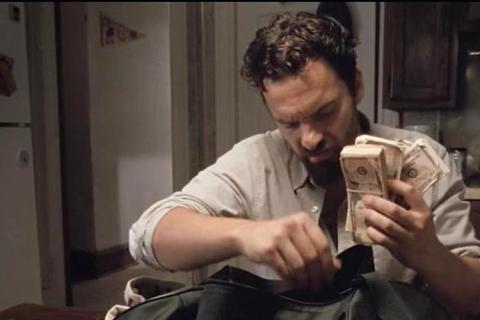 Fotograma de 'Todo o nada', una película original de Netflix.
