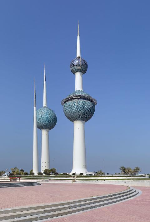 Torres en Kuwait