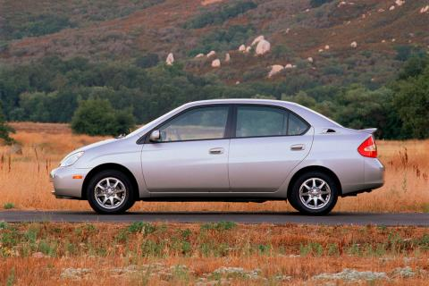 Toyota prius primera generación