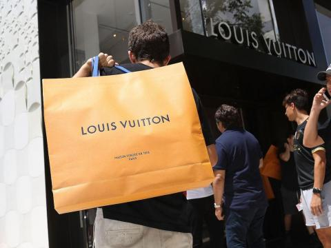 29. LVMH Moët Hennessy Louis Vuitton