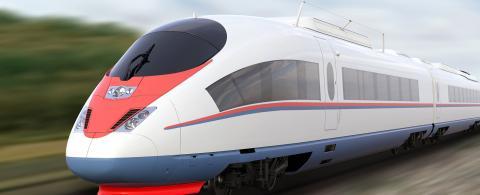 Tren AVE Y Vasca