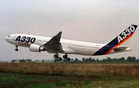 At the same time, the company unveiled its new A330 ...