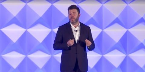 Daniel Dines, fundador y CEO.