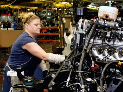 22. Engine and other machine assemblers