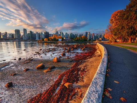 6. Vancouver, Canada