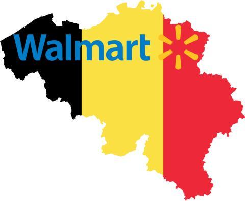 Walmart Bélgica