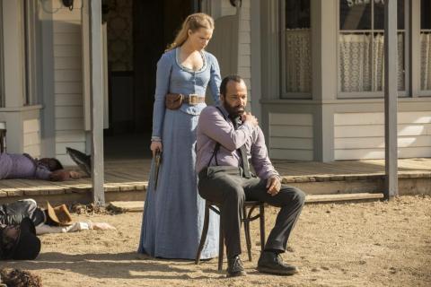 """""""Westworld"""" — season 1 episode 10, """"The Bicameral Mind"""""""