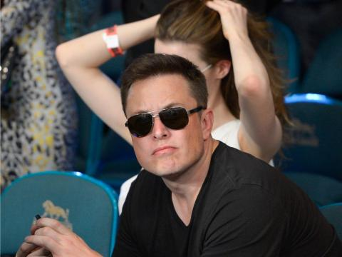 While Musk was en route to Australia for a much-needed vacation, PayPal's board fired him and made Thiel the new CEO.
