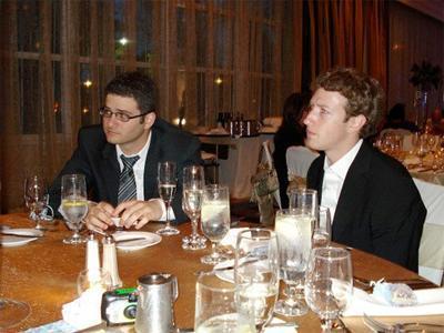 En cuestión de un mes, la mitad de los estudiantes de Harvard eran miembros de The Facebook.
