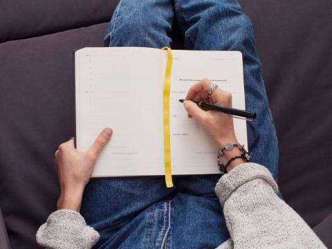 Write out everything amazing you did in the past month