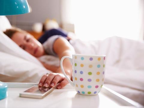 Establishing a regular sleep schedule