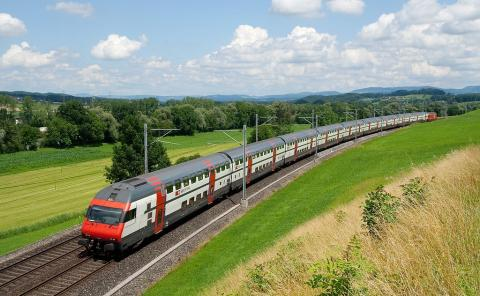 Zurich tren