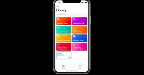 "7. Apple made Siri more powerful in iOS 12 with a new feature called ""Siri Shortcuts."" Basically, you can create ""if this, then that"" commands — so saying a phrase like ""I lost my keys"" to Siri could automatically trigger your"