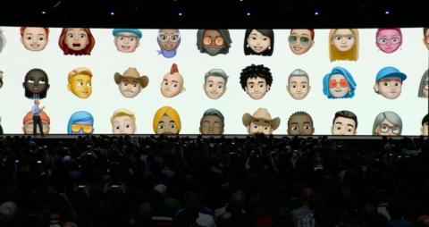 13. Apple está llevando su función Animoji al siguiente nivel en iOS 12.