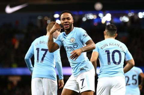 11: Raheem Sterling, Manchester City forward — €155.1 million ($181.7 million).
