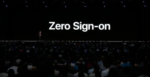 """17. The Apple TV is getting a nice new feature called """"zero sign-on,"""" which lets you access all your supported apps included with your TV service on your Apple TV as long as you're both using the same broadband network. That means"""