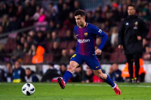 12: Philippe Coutinho, FC Barcelona forward — €154.6 million ($181 million).