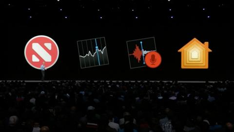 5. Apple also offered a sneak peek of an ambitious project it's working on: the ability to easily convert iOS apps into Mac apps.