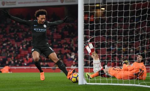 13: Leroy Sané, Manchester City forward — €152.2 million ($178.3 million).