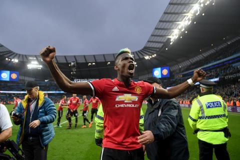 14: Paul Pogba, Manchester United midfielder — €144.9 million ($169.7 million).