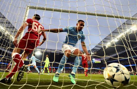 16: Gabriel Jesus, Manchester City striker — €140.3 million ($164.3 million).