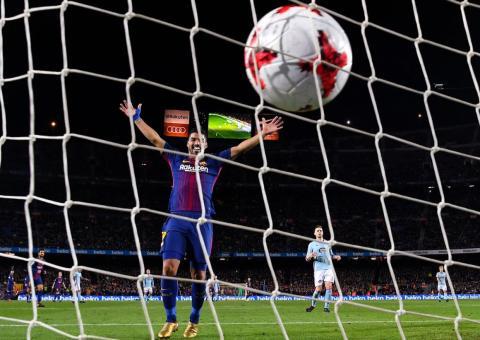 18: Luis Suárez, FC Barcelona striker — €120.4 million ($141 million).