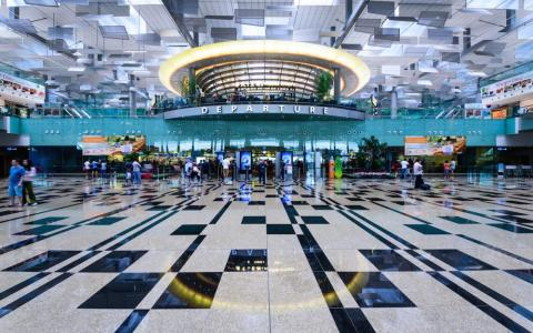 10. Singapore Changi Airport (Singapore) — Everything