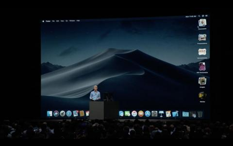 3. MacOS Mojave introduces several new features to Mac computers, but perhaps the best among them is a new feature that automatically organizes your desktop files for you, called Stacks.