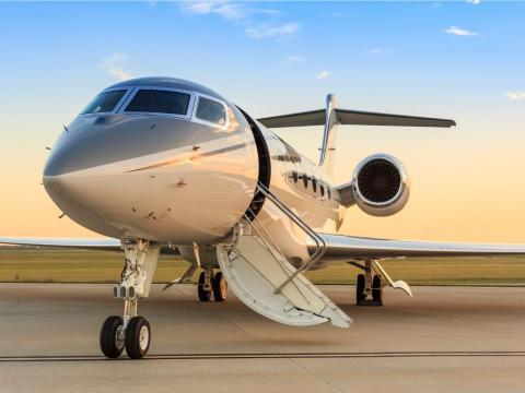 2. Gulfstream G500: At $44 million, the G500 isn't Gulfstream's most expensive offering, but it is the newest. It's expected to enter service later this year.