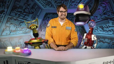 """1. """"Mystery Science Theater 3000"""" — canceled after 2 seasons"""