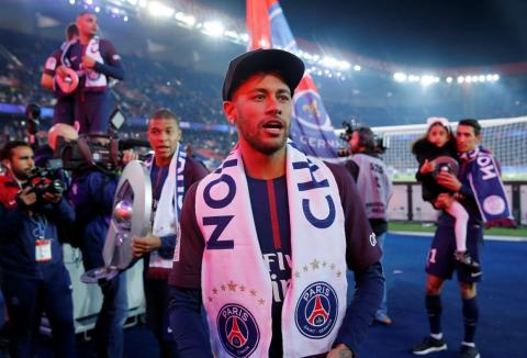 2: Neymar, Paris Saint-Germain forward — €195.7 million ($229.4 million).