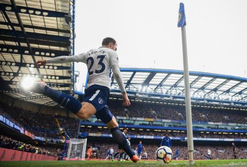 20: Christian Eriksen, Tottenham Hotspur midfielder — €106.2 million ($124.4 million).